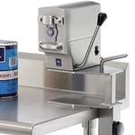 Afbeeldingen van Elektrische Blikopener tot 450mm (200 blikken per dag)