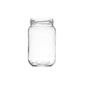 Image sur Bocal Normalisé 370ml verre TO63 transparent