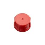 Image de Bouchon à vis DIN28/410 rouge