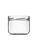 Afbeeldingen van Bokaal Terrine 450ml glas TO100 clear