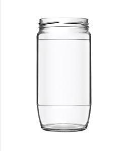 Image sur Bocal Prestige 850ml verre TO82 transparent